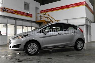 Foto Ford Fiesta Kinetic S usado (2017) color Gris Claro precio $520.000