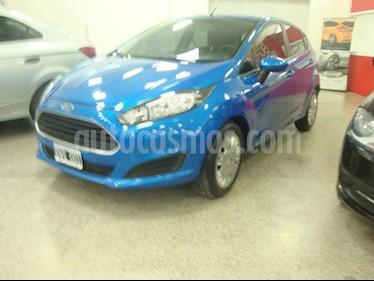 Foto Ford Fiesta Kinetic S usado (2015) color Azul precio $455.000