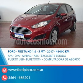 Foto Ford Fiesta Kinetic S usado (2017)