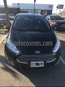 Foto venta Auto usado Ford Fiesta Kinetic SE Plus Powershift (2015) color Negro precio $355.000