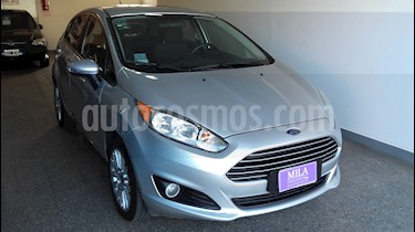 Foto venta Auto usado Ford Fiesta Kinetic SE Plus Powershift (2013) color Gris precio $340.000