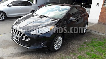 Foto venta Auto usado Ford Fiesta Kinetic SE Plus  (2014) color Negro Perla precio $429.000