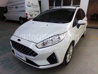 Foto venta Auto usado Ford Fiesta Kinetic SE Powershift (2018) color Blanco Oxford precio $539.000