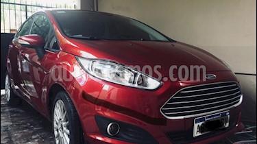 Foto venta Auto usado Ford Fiesta Kinetic SE  (2017) color Rojo Sport precio $430.000