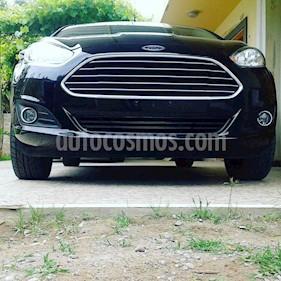 Foto venta Auto usado Ford Fiesta Kinetic SE  (2014) color Negro Perla precio $380.000
