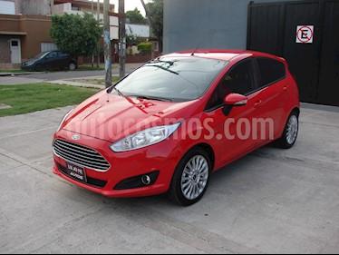 Foto venta Auto usado Ford Fiesta Kinetic SE  (2015) color Rojo Sport precio $365.000