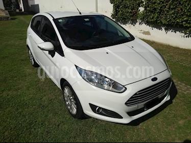 Foto venta Auto usado Ford Fiesta Kinetic SE  (2014) color Blanco precio $375.000