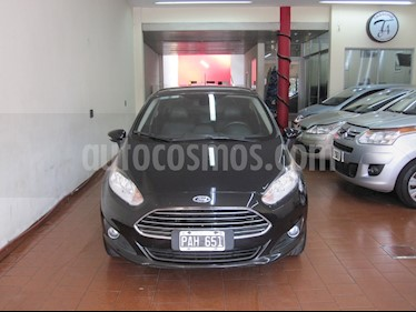 Foto venta Auto usado Ford Fiesta Kinetic Titanium Powershift (2015) color Negro precio $445.000