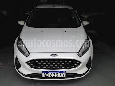 Foto venta Auto usado Ford Fiesta Kinetic Titanium Powershift (2019) color Blanco precio $790.000