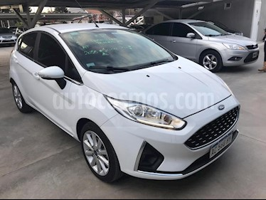 Foto Ford Fiesta Kinetic Titanium Powershift usado (2018) color Blanco precio $776.000