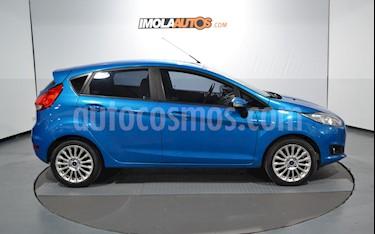 Foto venta Auto Usado Ford Fiesta Kinetic Titanium (2014) color Azul precio $315.000