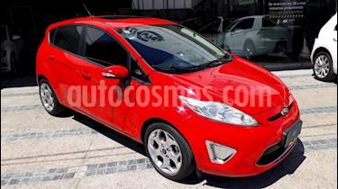Foto venta Auto usado Ford Fiesta Kinetic Titanium (2013) color Rojo precio $340.000
