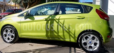 Foto venta Auto usado Ford Fiesta Kinetic Titanium (2013) precio $310.000