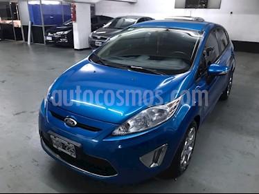Foto venta Auto usado Ford Fiesta Kinetic Titanium (2013) color Azul precio $324.000