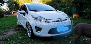 Foto venta Auto usado Ford Fiesta Kinetic Titanium (2011) color Blanco precio $290.000
