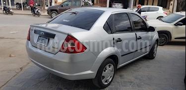 Foto venta Auto usado Ford Fiesta Max Ambiente (2006) color Gris Claro precio $160.000