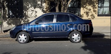 Ford Fiesta Max Ambiente Plus usado (2006) color Azul precio $195.000