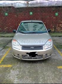 Ford Fiesta Max Ambiente usado (2008) color Beige precio $290.000