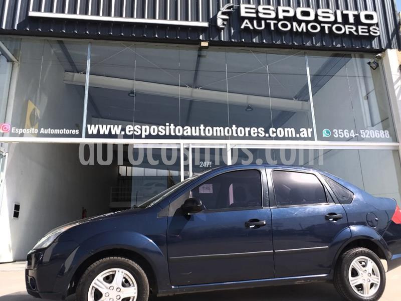 Ford Fiesta Max Ambiente usado (2009) color Azul precio $550.000