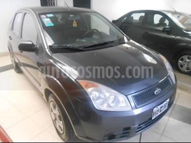 Ford Fiesta Max Ambiente Plus usado (2009) color Azul Perla precio $249.000