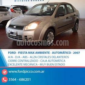 Foto Ford Fiesta One Ambiente TDCi usado (2007) color Beige