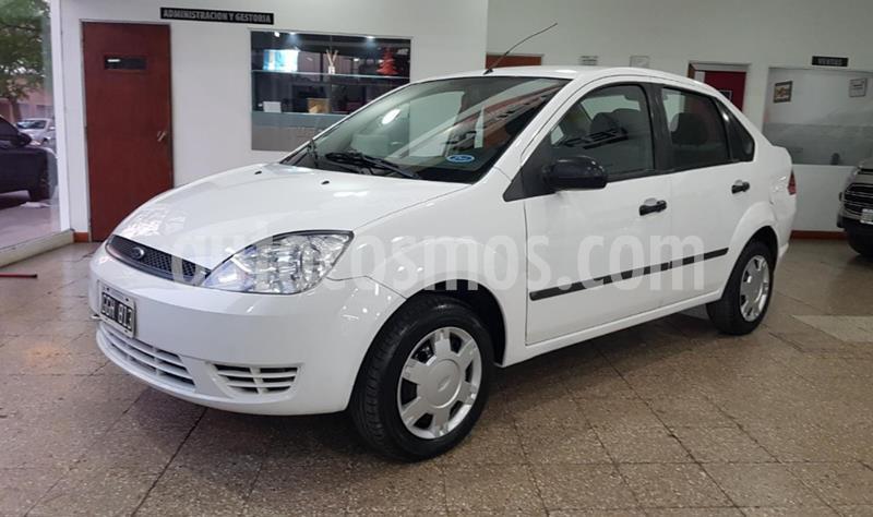 Ford Fiesta One Energy usado (2007) color Blanco precio $370.000