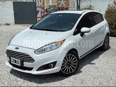 Ford Fiesta One Edge Plus usado (2014) color Blanco precio $335.000