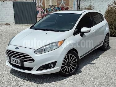 Ford Fiesta One Edge Plus usado (2014) color Blanco precio $335.000