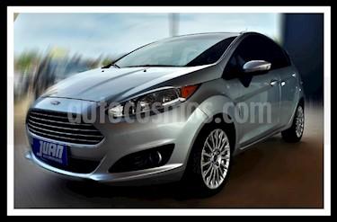 Ford Fiesta One Edge Plus usado (2013) color Gris Claro precio $468.000