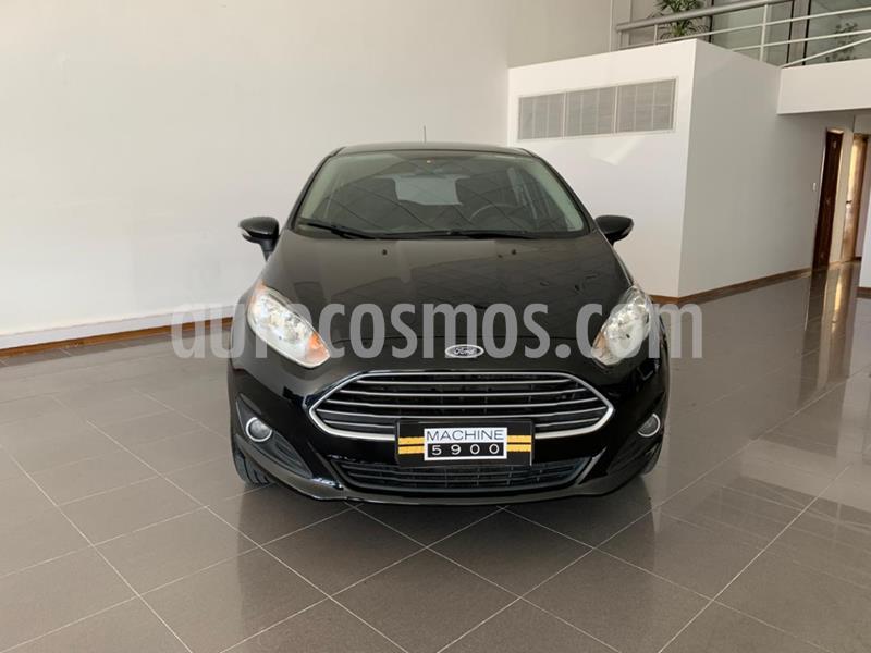 foto Ford Fiesta One Edge Plus usado (2013) color Negro precio $1.090.000
