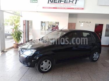Ford Fiesta One Edge Plus usado (2006) color Negro precio $260.000