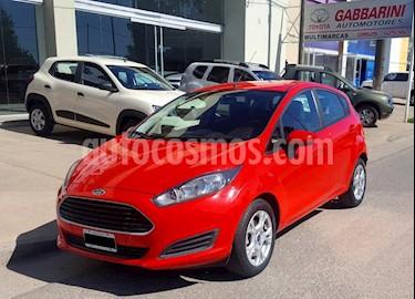 Foto Ford Fiesta One Edge Plus usado (2014) color Rojo precio $435.000