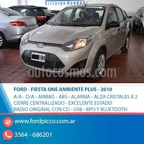 Foto Ford Fiesta One Edge Plus usado (2010) color Beige