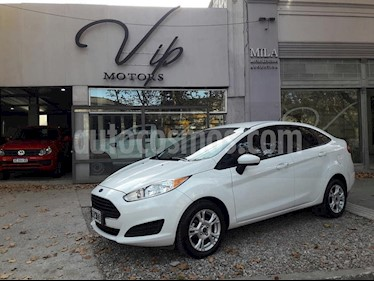 foto Ford Fiesta One Edge Plus usado (2014) color Blanco precio $430.000