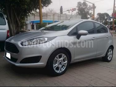 Foto venta Auto usado Ford Fiesta One Edge Plus (2014) color Gris Oscuro precio $440.000