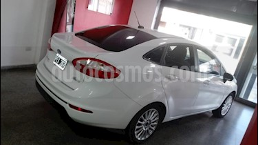 Ford Fiesta One Edge Plus usado (2016) color Blanco precio $510.000