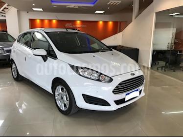 Foto venta Auto usado Ford Fiesta One Edge Plus (2016) color Blanco precio $459.000