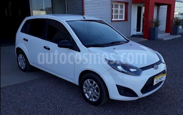 Foto Ford Fiesta One Edge Plus usado (2013) color Blanco precio $280.000