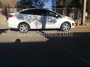 Ford Fiesta Sedan 1.6 SE  usado (2013) color Blanco precio $4.800.000