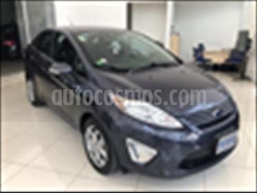 Foto Ford Fiesta Sedan 4P S AUT SEDAN usado (2013) color Gris precio $120,000