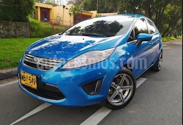 Ford Fiesta Sedan SE Sportback Aut usado (2012) color Azul Flama precio $25.400.000