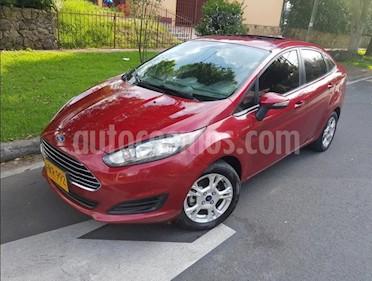 Ford Fiesta Sedan SE Sportback  usado (2014) color Rojo precio $30.900.000