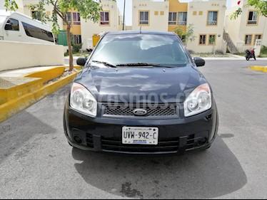 Foto Ford Fiesta Sedan First Ac usado (2010) color Negro precio $65,000
