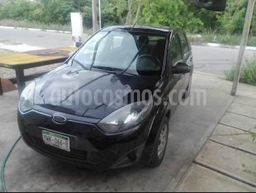 Ford Fiesta Sedan First Ac usado (2011) color Negro precio $58,000