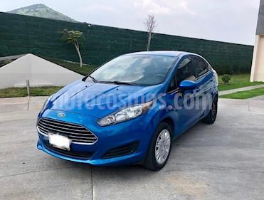 Ford Fiesta Sedan First usado (2016) color Azul Profundo precio $157,000