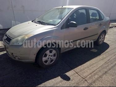 Foto venta Auto usado Ford Fiesta Sedan First (2008) color Bronce precio $40,000