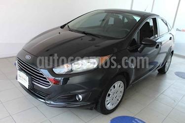 Ford Fiesta Sedan SE Aut usado (2014) color Negro precio $120,000