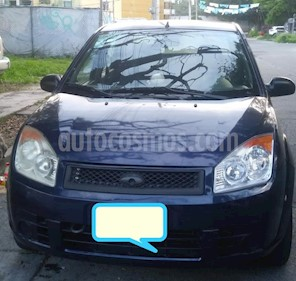 Ford Fiesta Sedan First usado (2008) color Azul Profundo precio $62,500