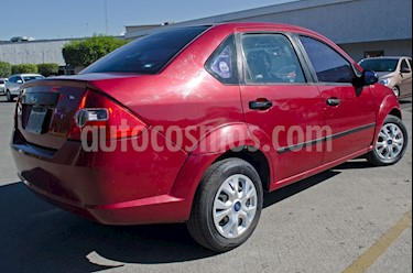 Ford Fiesta Sedan First Ac usado (2006) color Marron precio $47,000