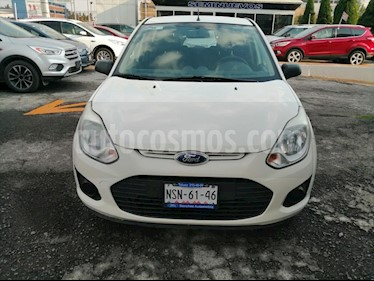 Ford Fiesta Sedan S usado (2013) color Blanco precio $85,000